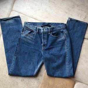 Helmet Lang boyfriend Jeans Size 29